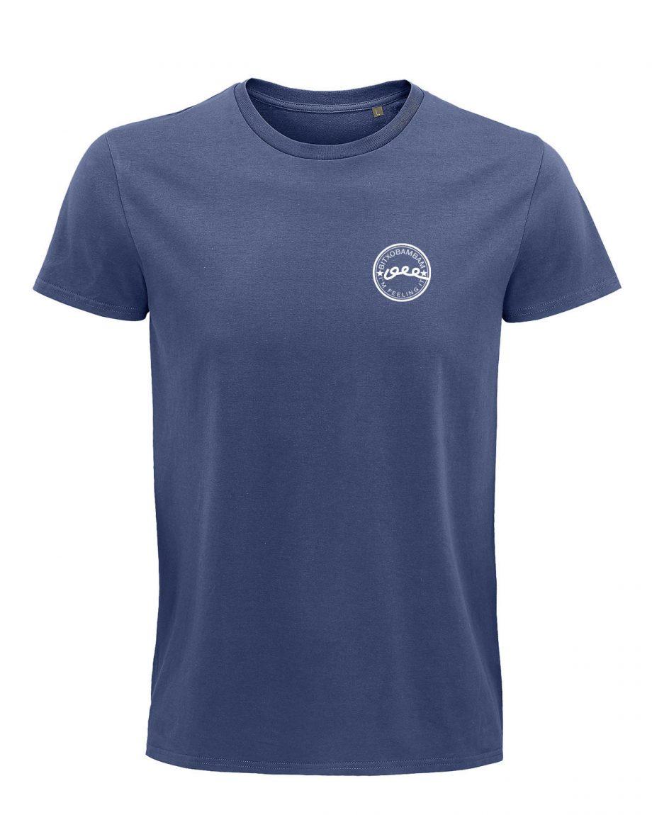 camiseta unisex logo tiki 1