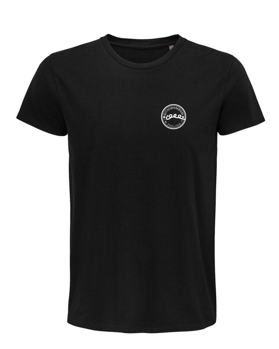 camiseta unisex logo tiki