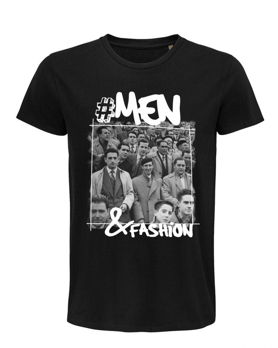 camiseta unisex men&fashion