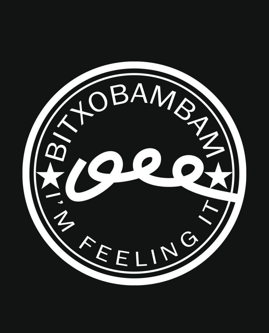 camiseta unisex Bitxobambam logo big