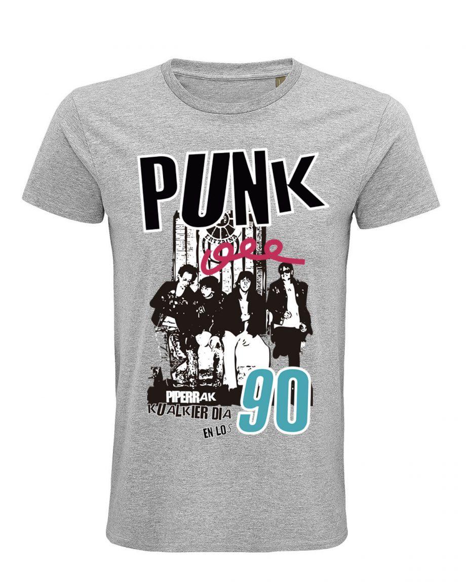 camiseta unisex punk 90